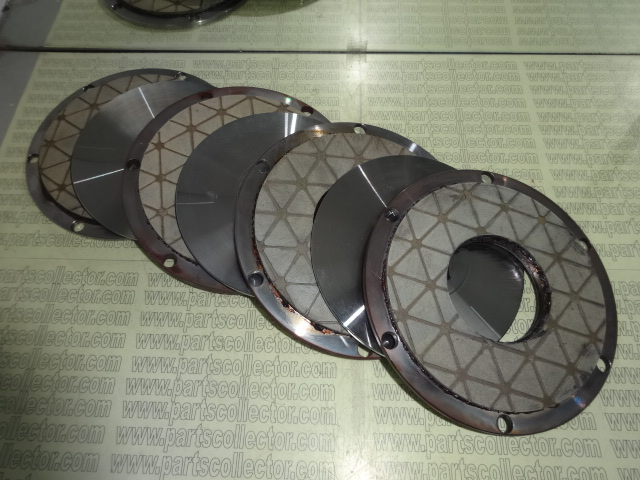 KEVLAR CLUTCH ASSEMBLY